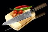 Франшиза Tojiro: Японский нож из дамасской стали