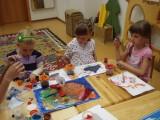 Франшиза Детский эко-клуб `Умничка`: урок рисования