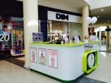 Франшиза Yogumi: Йогурт бар YOGUMI варианты размещения рекламы